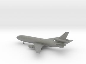 Douglas DC-10-10 in Gray PA12: 1:700