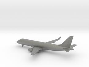 Embraer ERJ-175 in Gray PA12: 1:400