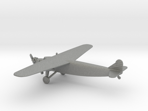 Fokker F.XVIII in Gray PA12: 6mm