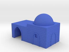 Tomb of Rachel in Blue Processed Versatile Plastic