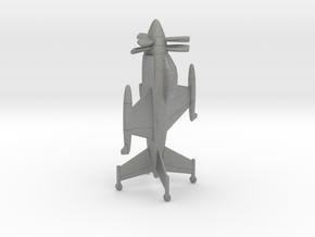 Lockheed XFV-1 Salmon in Gray PA12: 1:200