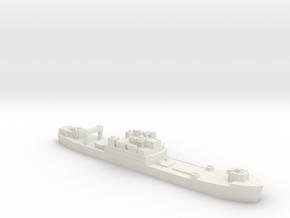 German Sperrbrecher 29 WW2 1:1800 VersPlas in White Natural Versatile Plastic