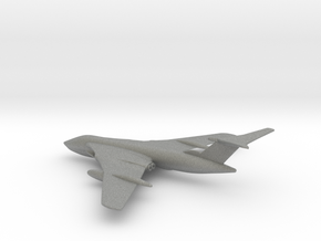 Handley Page Victor in Gray PA12: 1:400