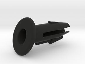 AE86 rear seat release guide in Black Natural Versatile Plastic
