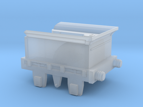 3mm Scale Lion (Titfield Thunderbolt) Tender in Smooth Fine Detail Plastic