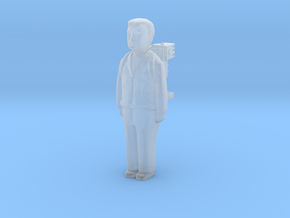 Capsule Ghostbusters: Stanz in Smooth Fine Detail Plastic