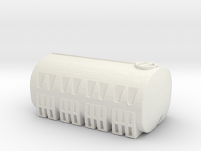 3250 Gallon Water Tank 1/48 in White Natural Versatile Plastic