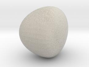 Pet Rock in Natural Sandstone