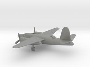 Martin B-26B-55 Marauder in Gray PA12: 6mm