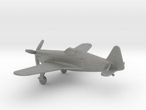 Morane-Saulnier M.S.406 in Gray PA12: 1:144