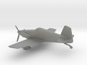 Mustang Aeronautics Midget Mustang in Gray PA12: 1:72