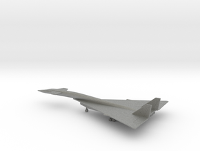 North American XB-70 Valkyrie in Gray PA12: 1:600