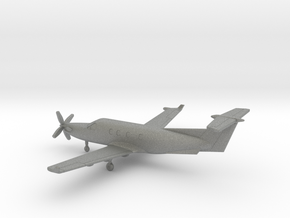 Pilatus PC-12 in Gray PA12: 1:200