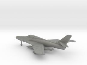 Republic RF-84F Thunderflash in Gray PA12: 1:200