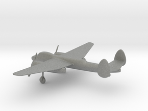 Sukhoi UTB-2 Trainer in Gray PA12: 1:200