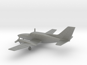 Cessna 402C Utiliner / Businessliner in Gray PA12: 1:160 - N