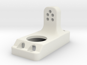 SHV500V3-Support lien sur servo-V8-universal side in White Natural Versatile Plastic