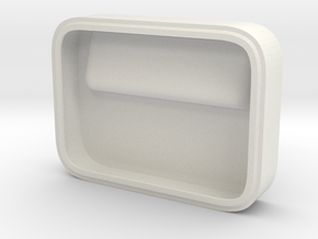 iPod Classic 2nd Generation Dock in White Natural Versatile Plastic