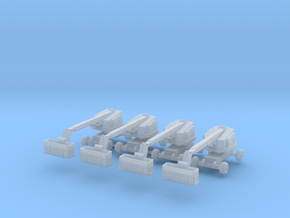 Cherry Picker AWP (x4) 1/500 in Smooth Fine Detail Plastic