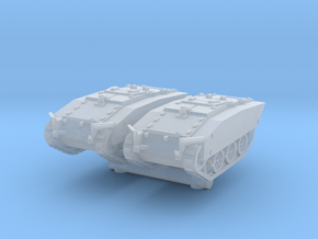 Sdkfz 304 Springer (closed) (x2) 1/160 in Smooth Fine Detail Plastic