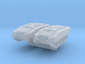 Sdkfz 304 Springer (closed) (x2) 1/144 in Smooth Fine Detail Plastic