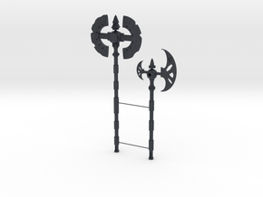 tf5 knights axes in Black PA12