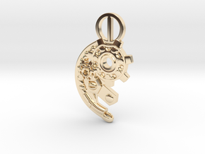 Yang Mechanical SMALL in 14K Yellow Gold