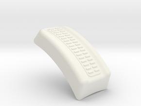 Detonator Switch in White Natural Versatile Plastic