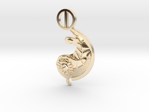 Ying Nature SMALL in 14K Yellow Gold