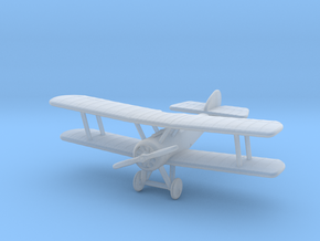 Sopwith Pup (various scales) in Smooth Fine Detail Plastic: 1:144
