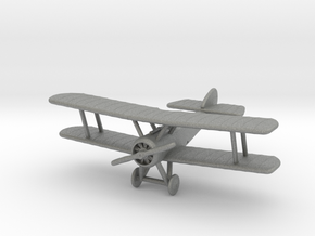 Sopwith Pup (various scales) in Gray PA12: 1:144