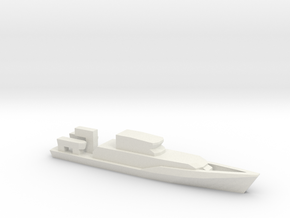 Hero-class patrol vessel, 1/1800 in White Natural Versatile Plastic