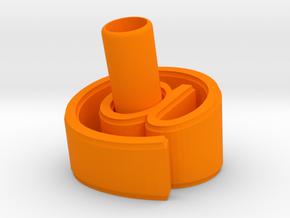 At Pen Holder (M) in Orange Processed Versatile Plastic