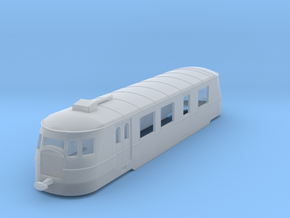 bl160fs-a80d1-railcar in Smooth Fine Detail Plastic