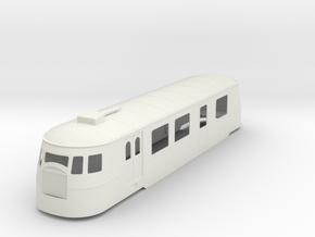 bl19-a80d1-railcar in White Natural Versatile Plastic