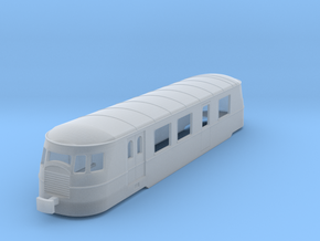 bl120fs-a80d1-railcar-correze in Smooth Fine Detail Plastic