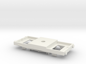 TOMY-Trackmaster Conversion Base V2 Bachmann in White Natural Versatile Plastic