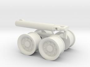 Tandemkipper 18t  1/3 in White Natural Versatile Plastic
