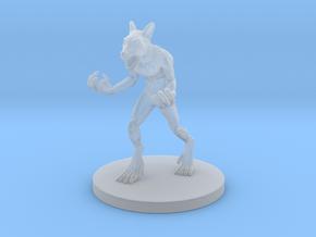Werewolf  in Smooth Fine Detail Plastic