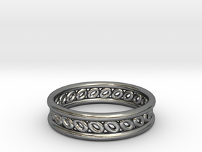 GBW6 Wmns Loop Band in Polished Silver