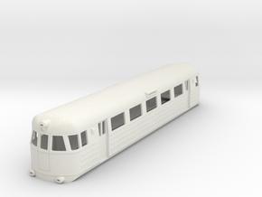 sj100-yc04-ng-railcar in White Natural Versatile Plastic