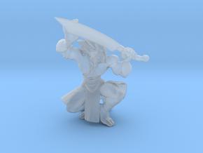 Tam Tam miniature model fantasy games DnD rpg maya in Smooth Fine Detail Plastic