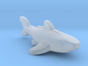 Megalodon 1/700 in Smooth Fine Detail Plastic