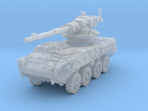 M1128 Stryker 1/220 in Smooth Fine Detail Plastic