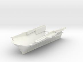 1/700 CVS-11 USS Intrepid Bow (Waterline) in White Natural Versatile Plastic