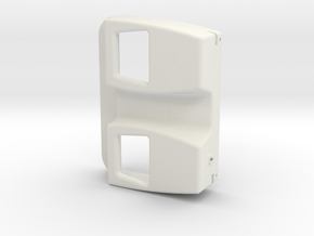 Power Wagon Floor Pan for the Toyzuki in White Natural Versatile Plastic