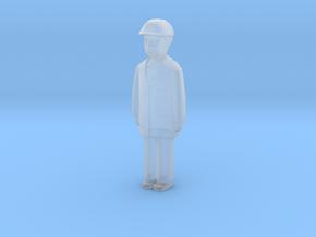 Capsule Supervisor in Smooth Fine Detail Plastic