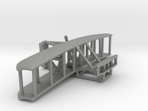 Wright Flyer I in Gray PA12: 1:160 - N
