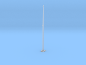 1/144 USS Saucy PG-65 Aft Deck Flag Pole in Smooth Fine Detail Plastic