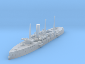 1/1250 Republica Protected Cruiser in Smooth Fine Detail Plastic